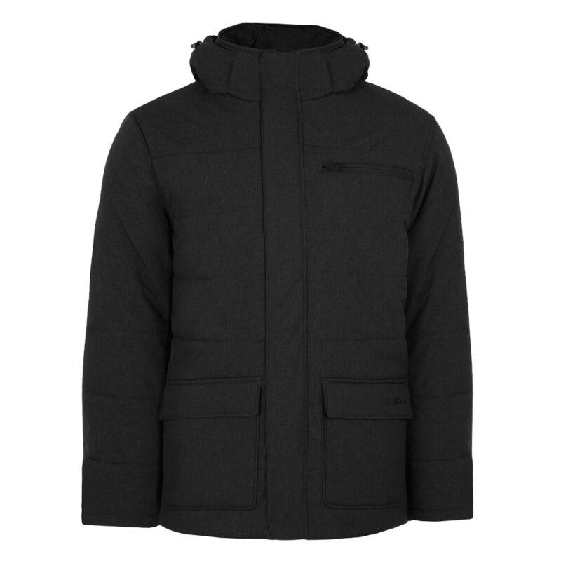 Nickel noir, manteau pour hommes
