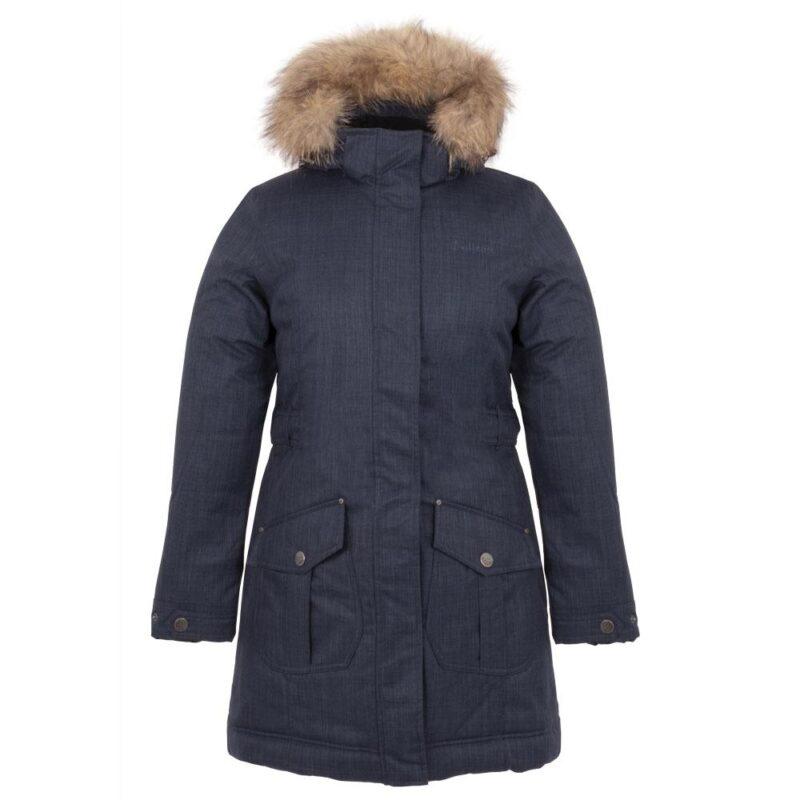 New Napen bleu, manteau pour femmes