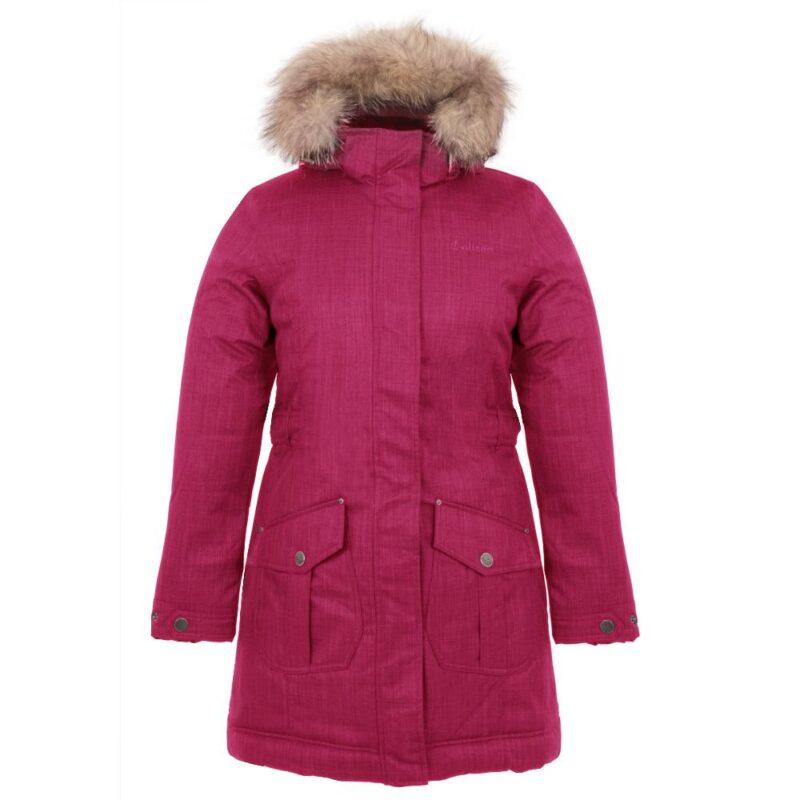 New Napen rose, manteau pour femmes