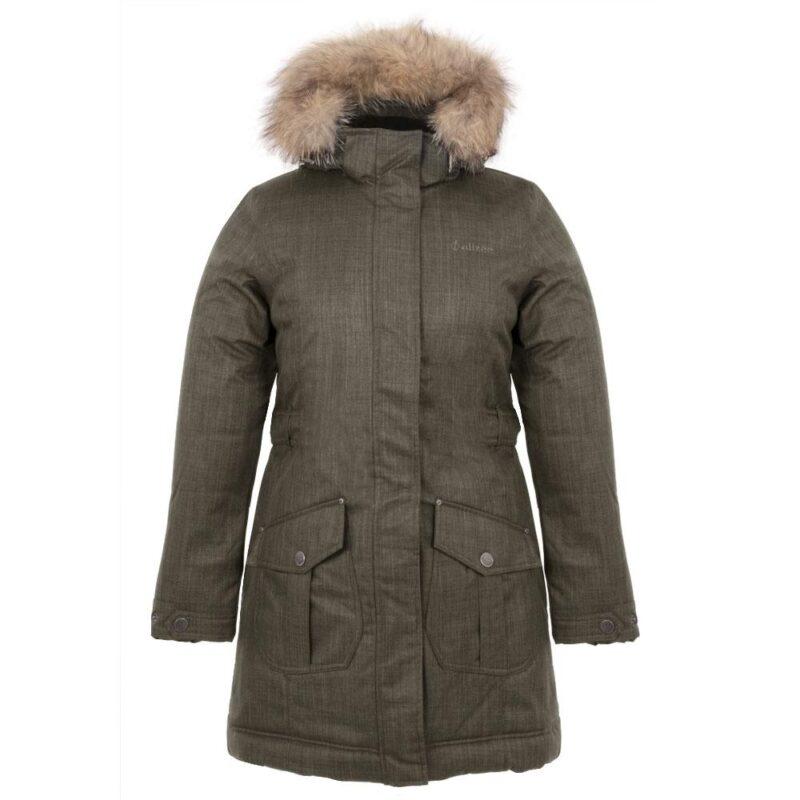 New Napen taupe, manteau pour femmes