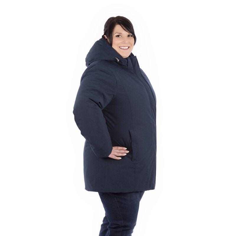 manteau grande taille manteau d 39 hiver femme piccadilly. Black Bedroom Furniture Sets. Home Design Ideas