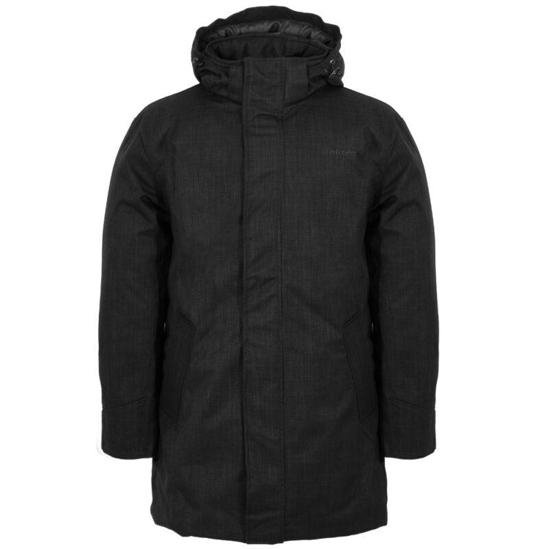 Harrod's noir, manteau pour hommes