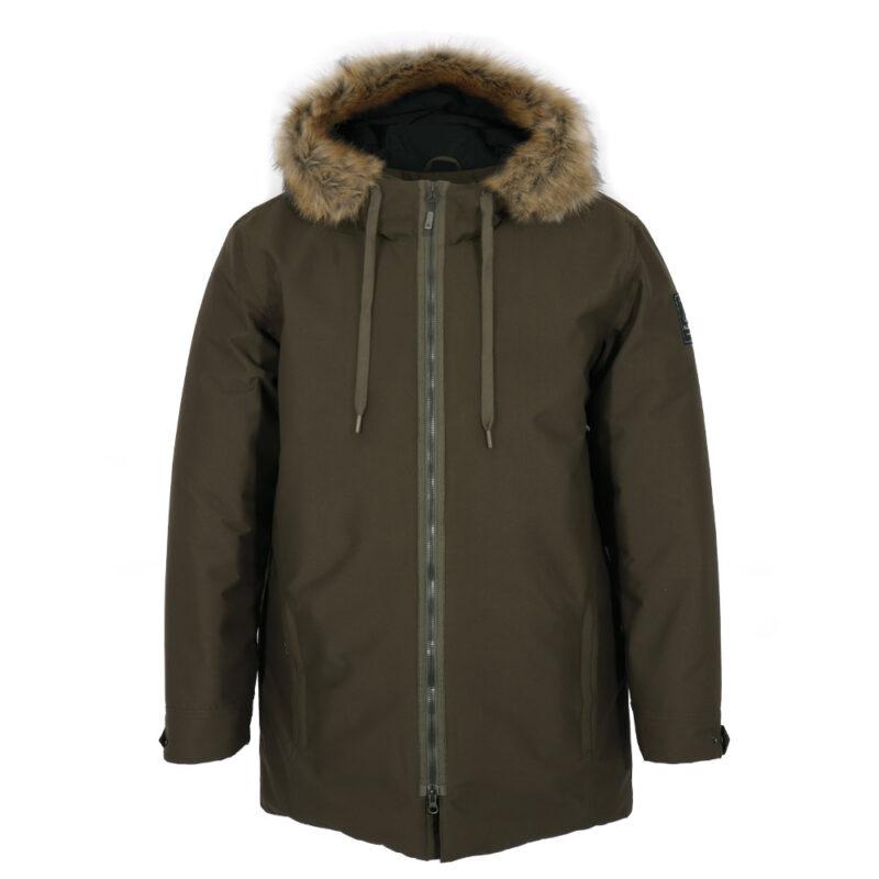 Duck Twill sous-bois, manteau pour hommes