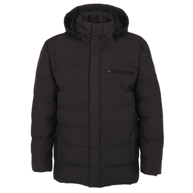 Office noir, manteau pour hommes