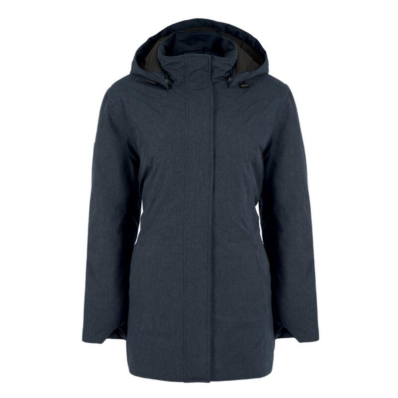 New Picca bleu minuit, manteau pour femmes