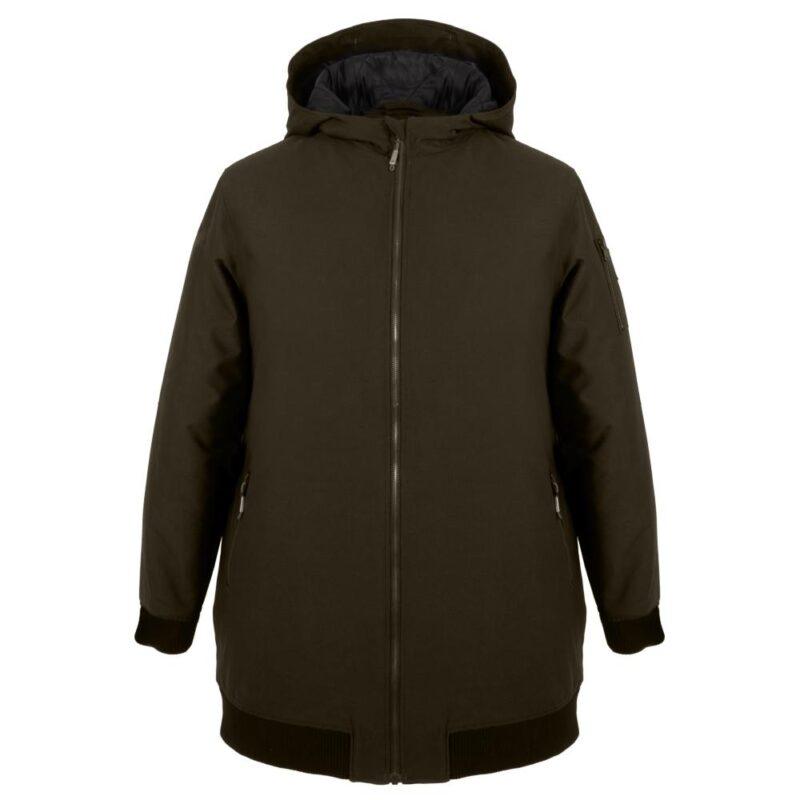 BOMBA sous-bois manteau pour femmes grandes tailles