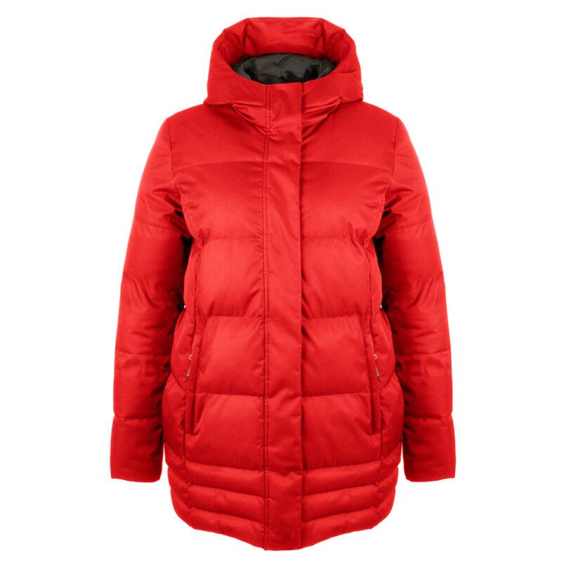 Cocoon Pekin (rouge), pour femmes