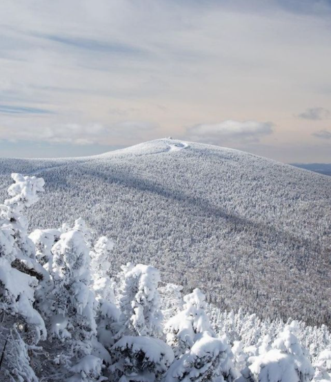 Photo du Parc National Mont-Megantic